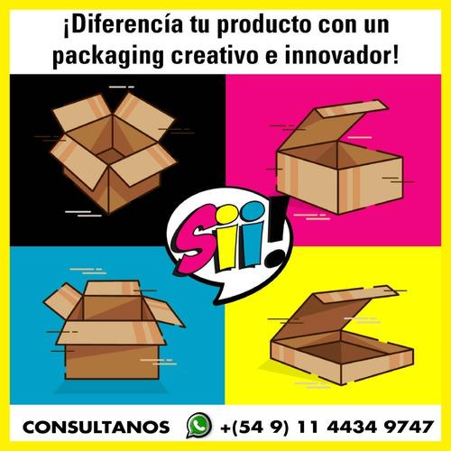 impresión estuches, cajas, bolsas, packaging