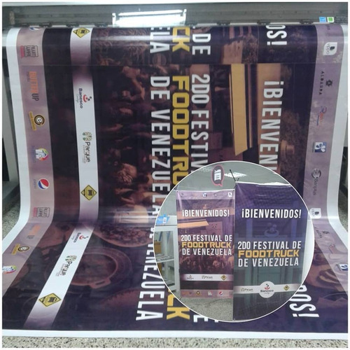 impresión gigantografia vinil pendón rotulado etiquetas