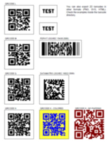 impresión laser volumen demanda data variable qr codbar