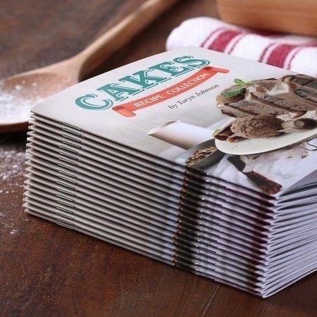 impresion mini revista catalogo - en bajas cantidades