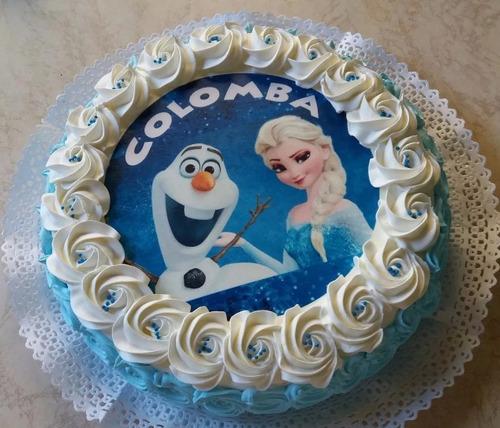 impresion papel de azucar tortas y cupcakes con fototortas