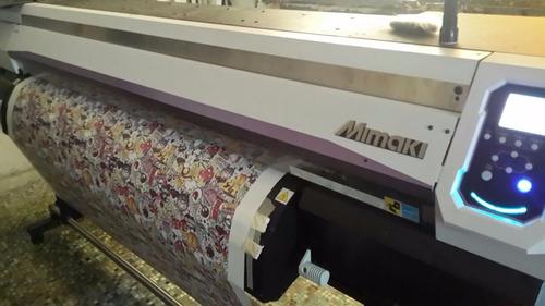 impresion papeles para sublimar 1 metro x 1,60 de ancho