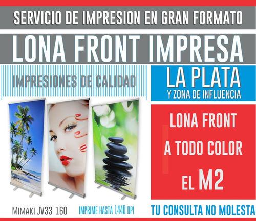 impresion vinilos / banners / lonas / gigantografia la plata