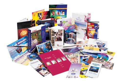 impresión  volantes agenda libros cuadernos calendarios