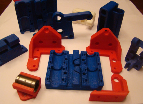 impresión y diseño 3d, prototipos, reparación impresoras 3d