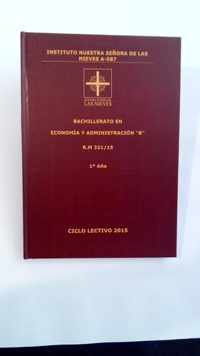 impresión y encuadernación de tesis - caba
