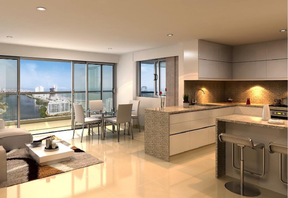 impresionante apartamento 78 m2 en el cabrero