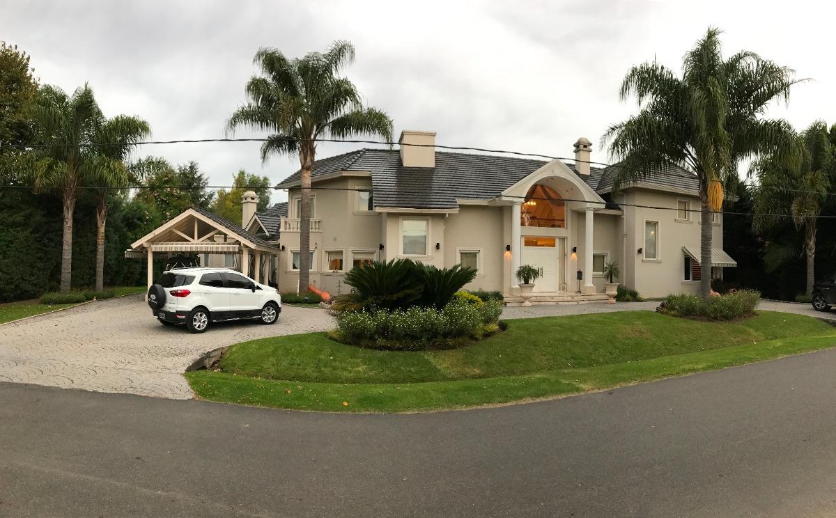 impresionante casa en country san diego