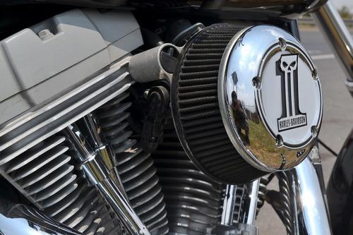 impresionante harley rocker impecable 1584cc con extras