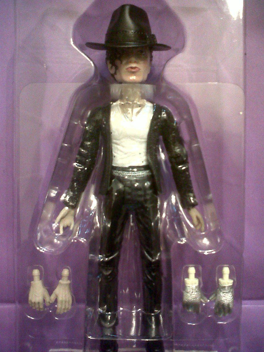 Impresionante Michael Jackson Toys Nuevo Crazy Muñeco EIYH2WD9