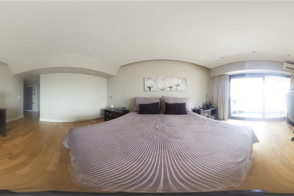 impresionante penthouse - belgrano
