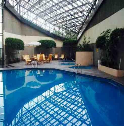 impresionante ph de 600 m2 en torre lomas, vista espectacular palmas, miguel hgo