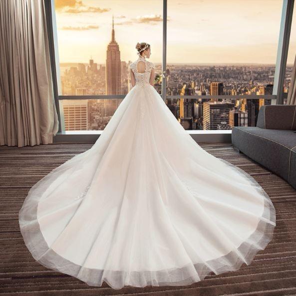 b8b927239 Vestidos de novia strapless con cola larga – Vestidos negros