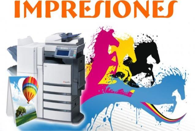 Impresiones A Color Tamaño Carta - Bs. 5.000,00 en Mercado ...