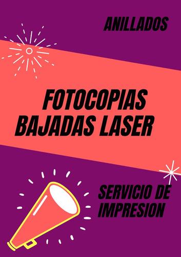 impresiones / fotocopias
