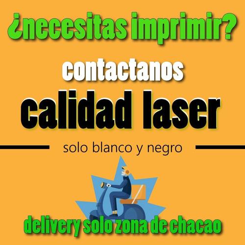 impresiones laser