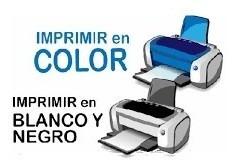 impresiones scaner & copias b/n & color