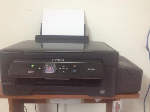 impreso epson multifuncional