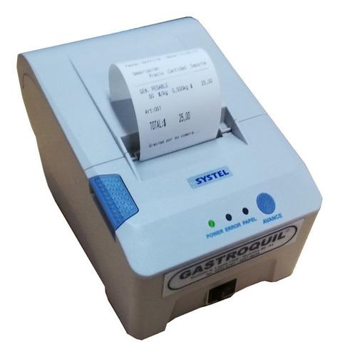impresor etiqueta terminca systel eco 2 envio gratis