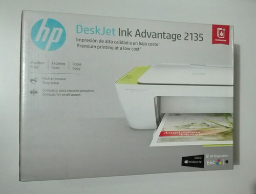 impresora 2135 hp excelente - oferta.
