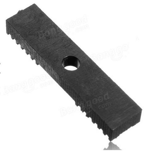 impresora 3d - acople faja gt2 nylon negro 9x40mm cnc