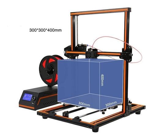 impresora 3d anet e12 aluminio reprap 30x40 2019 prusa i3