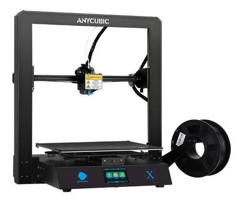 impresora 3d anycubic mega x 30x30x30.5cm pla abs cmprodemaq