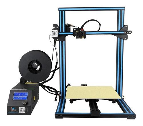 impresora 3d creality 3d cr-10s con monitor de filamento