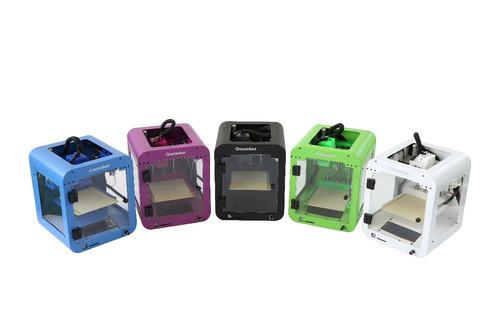 impresora 3d createbot súper mini