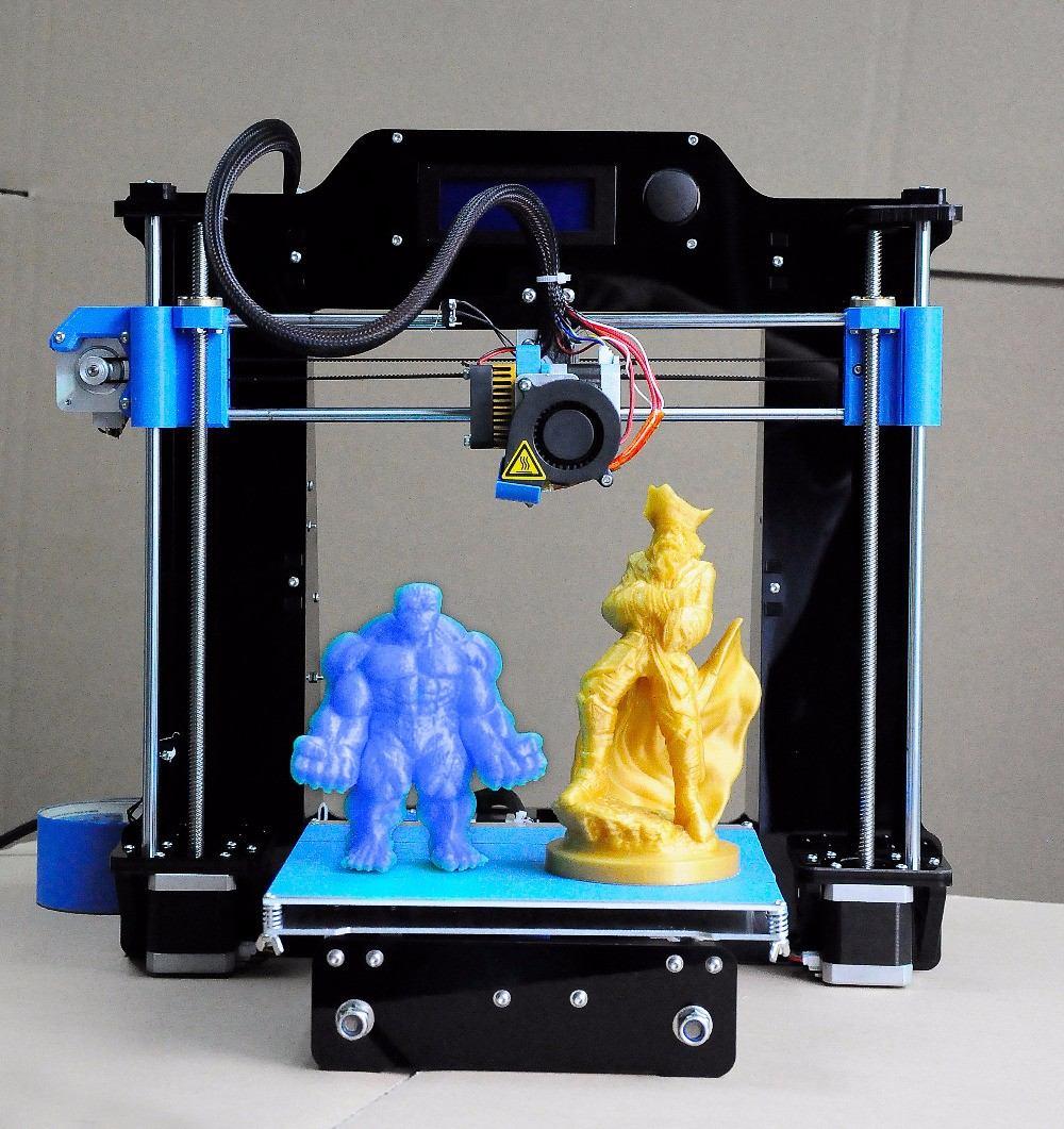 Impresora 3d de alta precision kit marco de fotos led for Videos de impresoras 3d