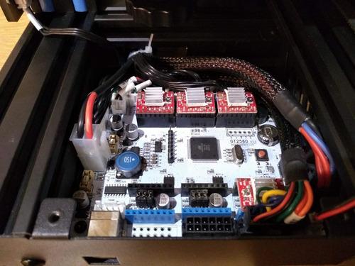 impresora 3d geeetech a10 all metal superior a ender 3