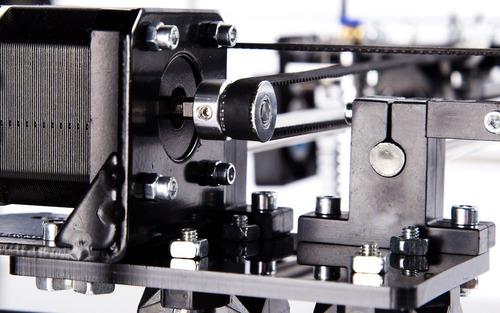 impresora 3d kit de bricolaje cubo de nivelación automática