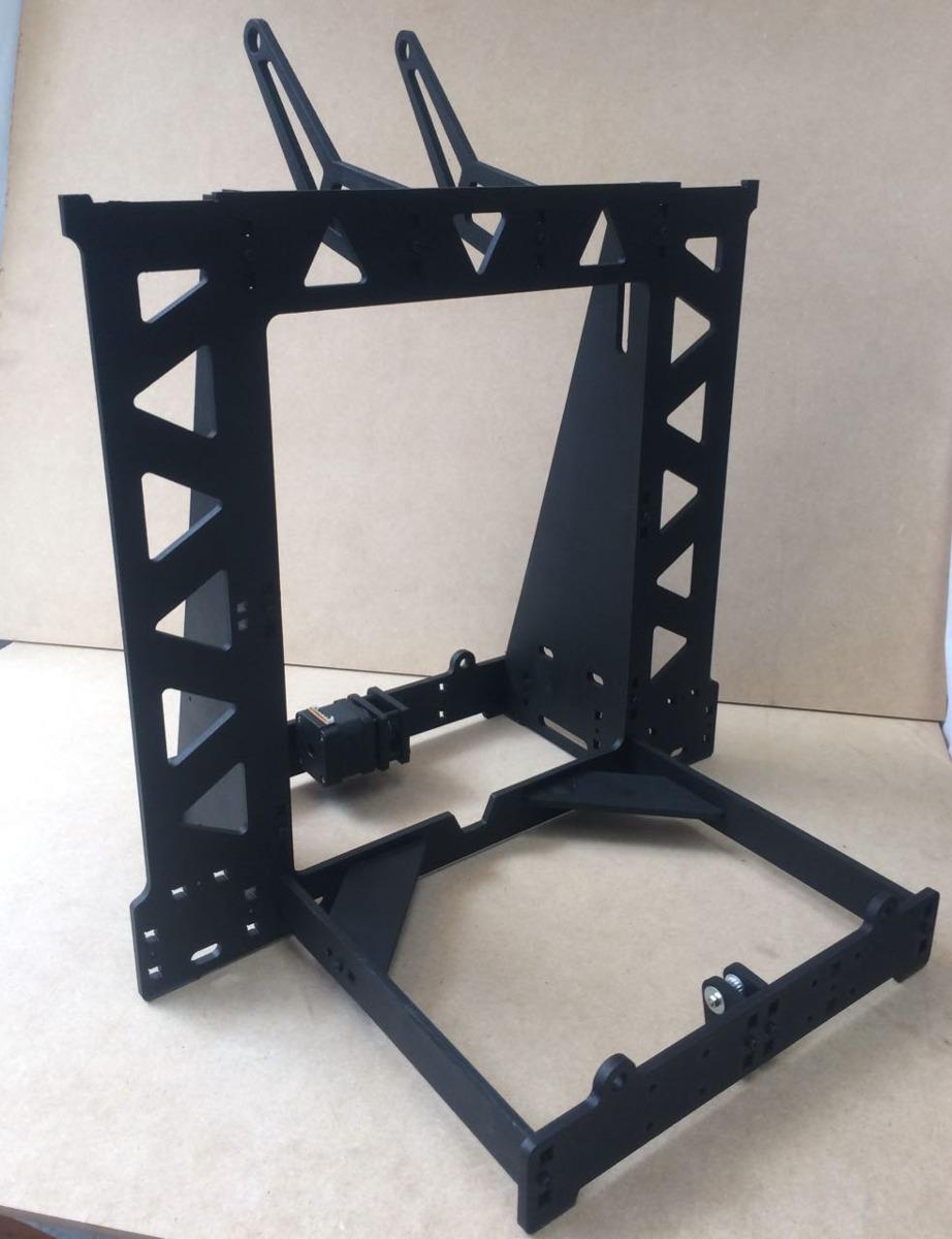Impresora 3d Marco Estructura Mdf 6mm Kit Modelo P3steel - $ 120.000 ...