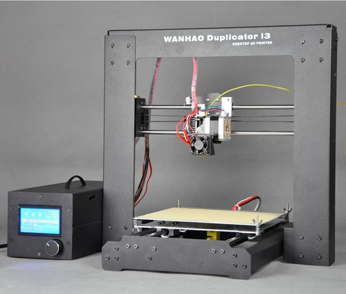 impresora 3d nueva  wanhao duplicator i3