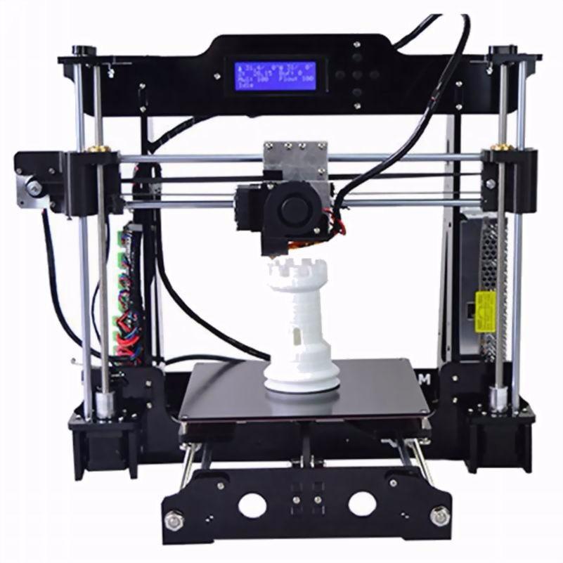 Impresora 3d prusa i3 12va generacion marzo 2018 4 999 for Impresora 3d laser