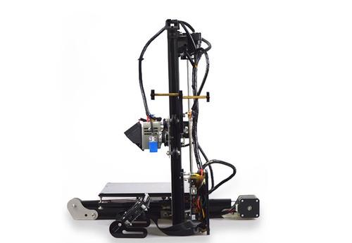 impresora 3d prusa i3 metalica con láser/cnc autonivelada