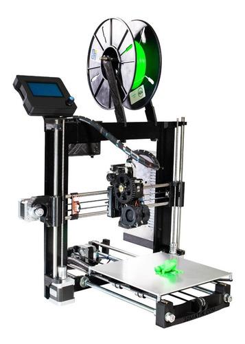impresora 3d prusa i3 plus autolevel lista p/usar - en stock