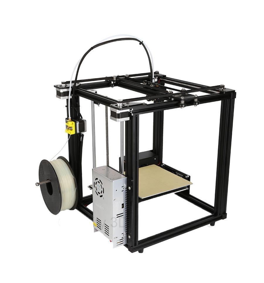 Impresora 3d quad end autonivel scanner 3d laser 5 for Impresora 3d laser