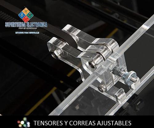 impresora 3d reprap prusa i3 diy presición alta calidad 2017