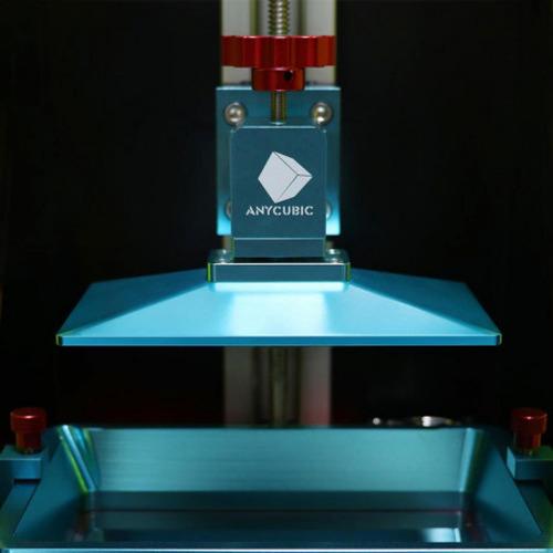 impresora 3d resina anycubic photon dlp max calidad joyeria