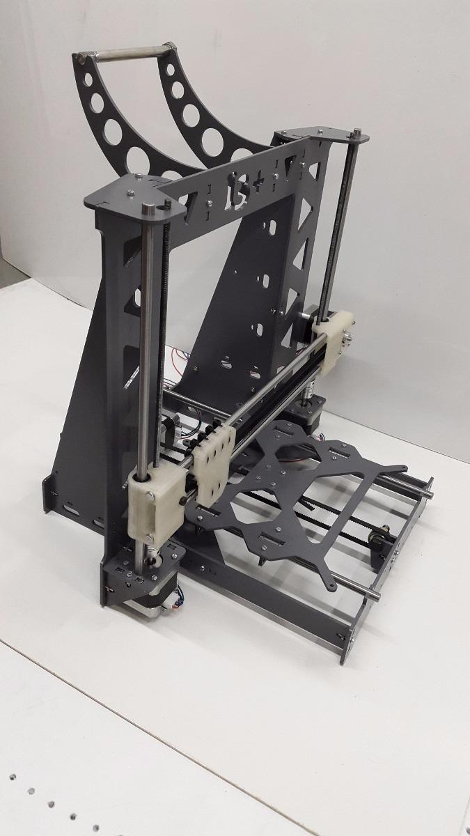 Impresora 3d Steel Marco Prusa I3 + Kit Completo Mecanica - $ 3.990 ...