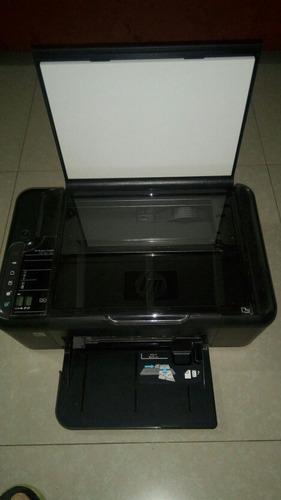 impresora 4550 hp multifuncional