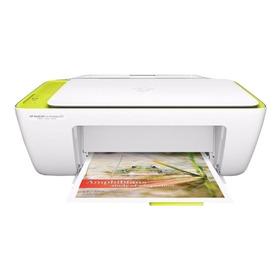 Impresora A Color Multifunción Hp Deskjet Ink Advantage 2135 110v/220v Blanca