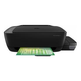 Impresora A Color Multifunción Hp Ink Tank Wireless 410 Inalámbrica 110v/220v Negra