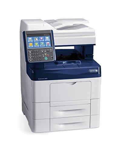 impresora a color xerox workcentre 6655 / x con escáner, co
