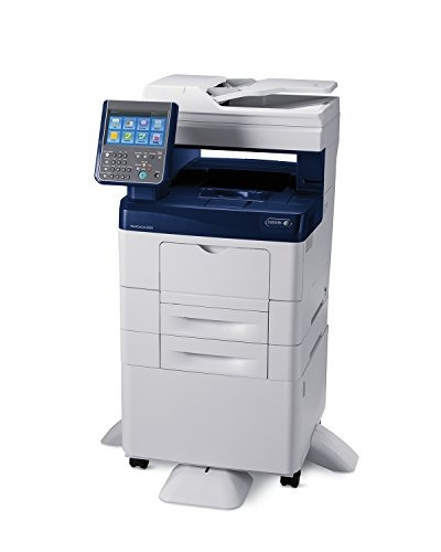 impresora a color xerox workcentre 6655 / x con escáner, co