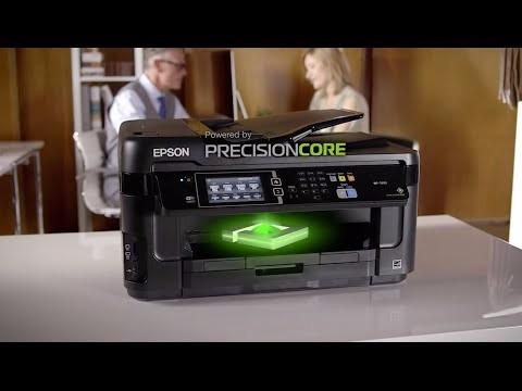 impresora a3 epson wf 7610,wifi,adf,duplex, tinta continua