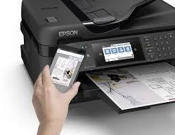 impresora a3 epson wf 7710 tinta continua wifi