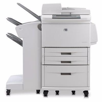 impresora a3 monocromatica hp laserjet mfp 9050