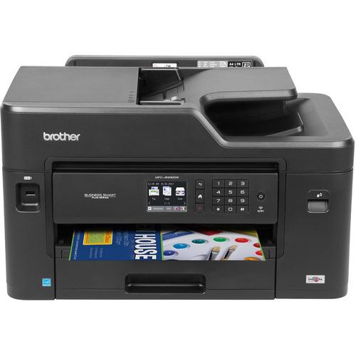 impresora a3 multifuncional brother j5330dw duplex adf wifi